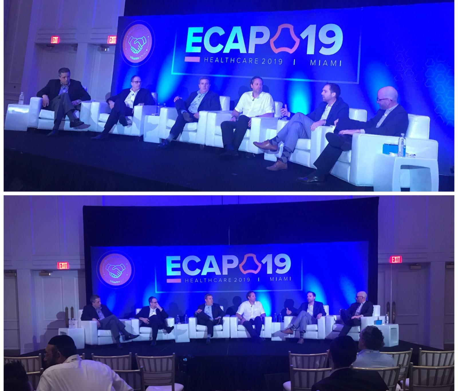 5 Lessons learned at the eCap Conference